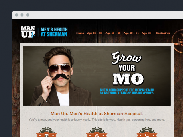 ManUpAtSherman.com