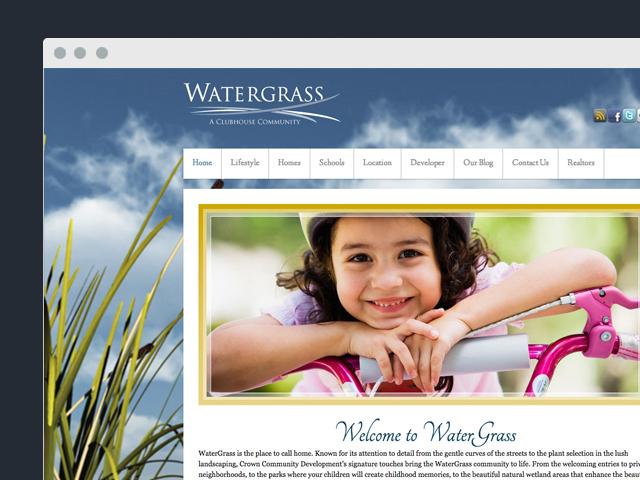 Crown-Watergrass.com